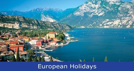 Click Here for European Holidays