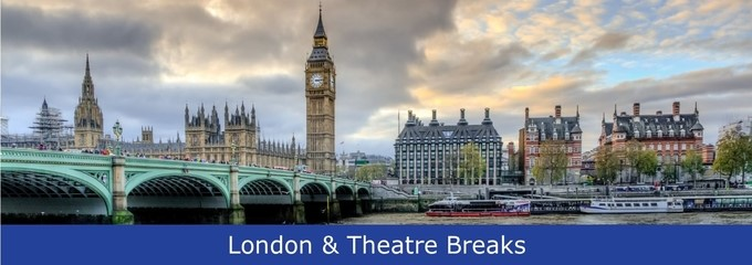 Click Here for London & Theatre Breaks