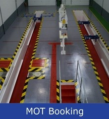 Click Here to Book an MOT