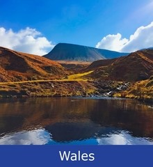 Click Here for Holidays to Wales