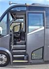 33 Seater Midi Coach Entrance