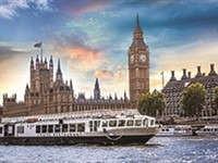 London, The Sunday Lunch  Jazz Cruise