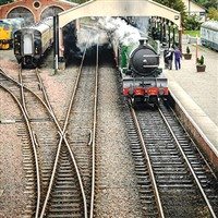 A Scottish Victorian Steam Journey