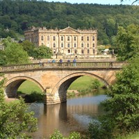 Chatsworth Christmas Market & House Admission