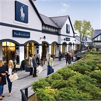 Chester or Cheshire Oaks Designer Outlet
