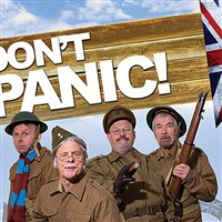 Southport, Dad's Army Don't Panic Show