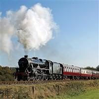 Scenic Lancashire by Rail