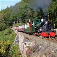 Llanberis - Food and Trains