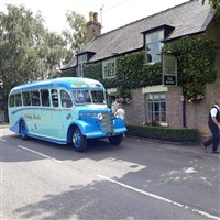 Vintage Coach Tour with Atfernoon Tea