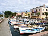 Italy, Lake Garda Bardolino