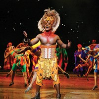 London Theatre 2 for 1 Cinderella & The Lion King