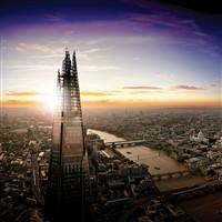 London, The Shard & Tower Tea