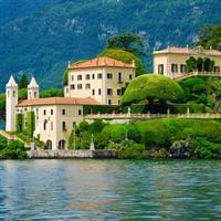 Italy, Reflection of the Italian Lakes