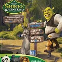 Shrek Adventure & Chessington World of Adventure