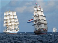 Tall Ships in Liverpool