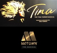 London Show 2 for 1 ( Tina the Musical & Mowtown)