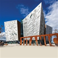 Ireland, A Titanic Tour of Belfast