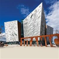Ireland, A Titanic Tour of Belfast